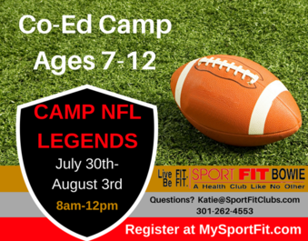 Camp NFL Legends